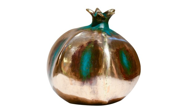 Bronze Pomegranate