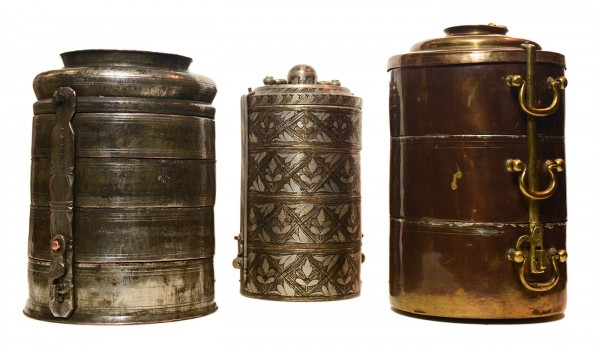 Ottoman Lunch Boxes