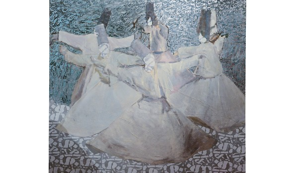 Dervishes in White