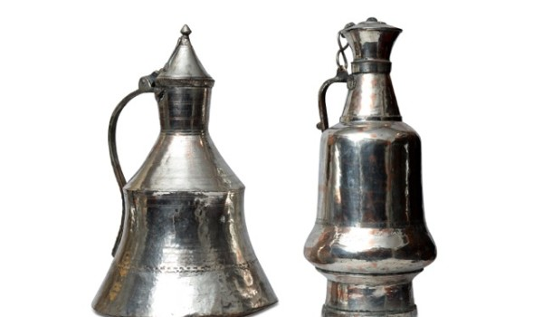 Anatolian Copper Jugs