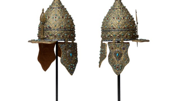 17th Century Helmet