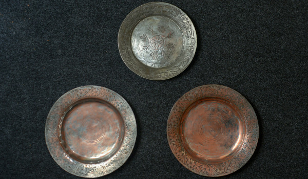 Old Copper Plates