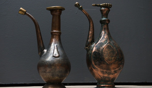 Copper Pitchers