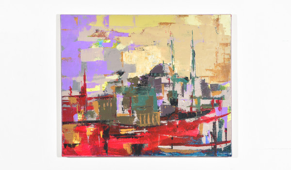 Abstract Istanbul